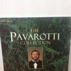 Discos de vinilo: PAVAROTTI ( THE PAVAROTTI COLLECTION) DOBLE LP (NM/NM)(VIN7). Lote 135954311