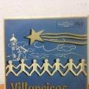 Discos de vinilo: VILLANCICOS. Lote 135955290