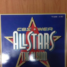 Discos de vinilo: CBS ALL STAR / LP. Lote 135955627