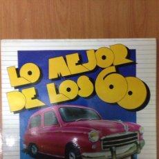 Discos de vinilo: LO MEJOR DE LOS 60 PROMOCIONAL. Lote 135955730