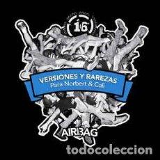Discos de vinilo: AIRBAG - VERSIONES Y RAREZAS PARA NORBERT Y CALI (WPR049-11LP, 2010, LP, 2010) PRECINTADO!!!!. Lote 182726197
