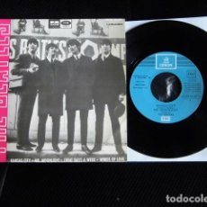 Discos de vinilo: BEATLES SINGLE EP RE EDICION EMI ODEON ESPAÑA EXCELENTE ESTADO DE CONSERVACION. Lote 136001606