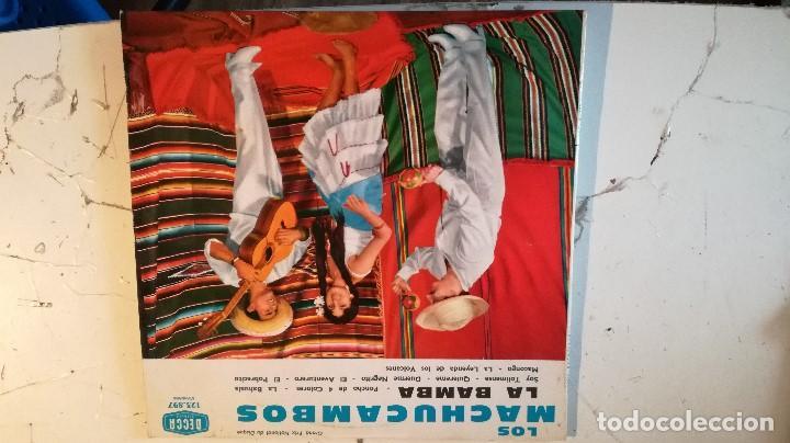 LOS MACHUCAMBOS,LA BAMBA. (Música - Discos - Singles Vinilo - Grupos y Solistas de latinoamérica)