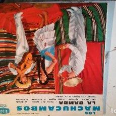 Discos de vinilo: LOS MACHUCAMBOS,LA BAMBA.. Lote 136001898