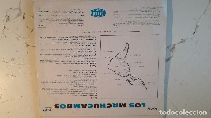 Discos de vinilo: LOS MACHUCAMBOS,La bamba. - Foto 2 - 136001898