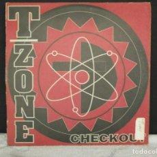 Discos de vinilo: MX. T-ZONE - CHECKOUT. Lote 136010486