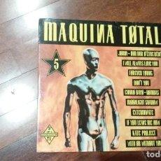 Discos de vinilo: MAQUINA TOTAL 5- 2 LP. Lote 136012510