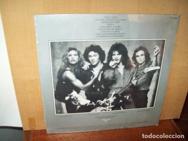 Discos de vinilo: VAN HALEN - WOMEN AND CHILDREN FIRST - LP 1980 - Foto 2 - 136022194