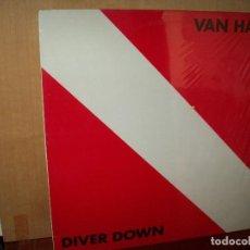 Discos de vinilo: VAN HALEN - DIVER DOWN - LP 1987. Lote 136022390
