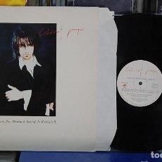 Discos de vinilo: CABARET POP. REALIDAD VIRTUAL A ROCK'N ROLL. GASA 1992, REF. 4G0485 E. LP. Lote 136023414