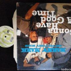 Discos de vinilo: MARKY MARK. Lote 136040526