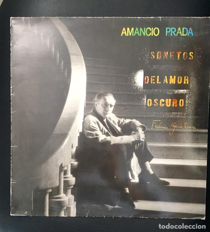 AMANCIO PRADA (Música - Discos - LP Vinilo - Cantautores Españoles)