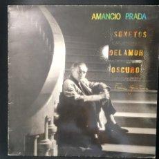 Discos de vinilo: AMANCIO PRADA. Lote 136045294
