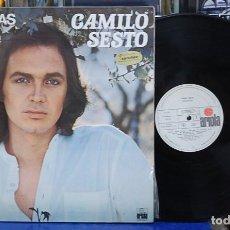 Discos de vinilo: CAMILO SESTO. MEMORIAS. ARIOLA 1976, REF. 28.110 I. LP. Lote 136049242