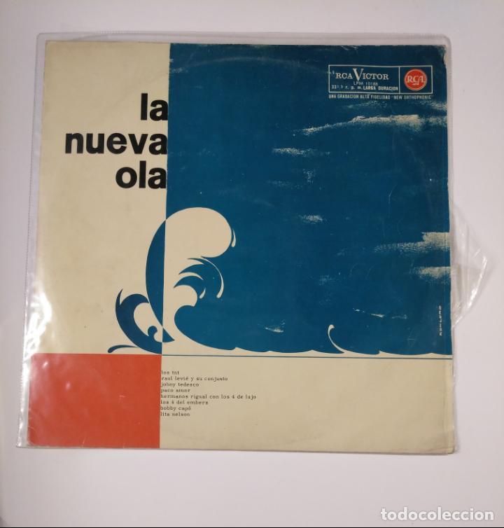 LA NUEVA OLA. LP. VARIOS ARTISTAS. LOS TNT. RAUL LEVIE. JOHNY TEDESCO. PACO AMOR.... TDKDA42 (Música - Discos - LP Vinilo - Grupos Españoles 50 y 60)