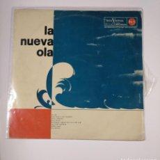 Discos de vinilo: LA NUEVA OLA. LP. VARIOS ARTISTAS. LOS TNT. RAUL LEVIE. JOHNY TEDESCO. PACO AMOR.... TDKDA42. Lote 136049538