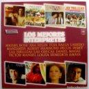 Discos de vinilo: VARIOS (LAS GRECAS, PECOS, MANZANITA, ELSA BAEZA...) - LOS MEJORES INTÉRPRETES - LP CBS 1979 BPY. Lote 136058630