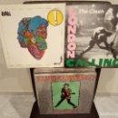 Discos de vinilo: ESPECTACULAR LOTE PACK 18 LPS DE VINILOS BUENOS GRUPOS PUNK PROGRESIVO POP ROCK DISCOS COLECCIÓN. Lote 136063194