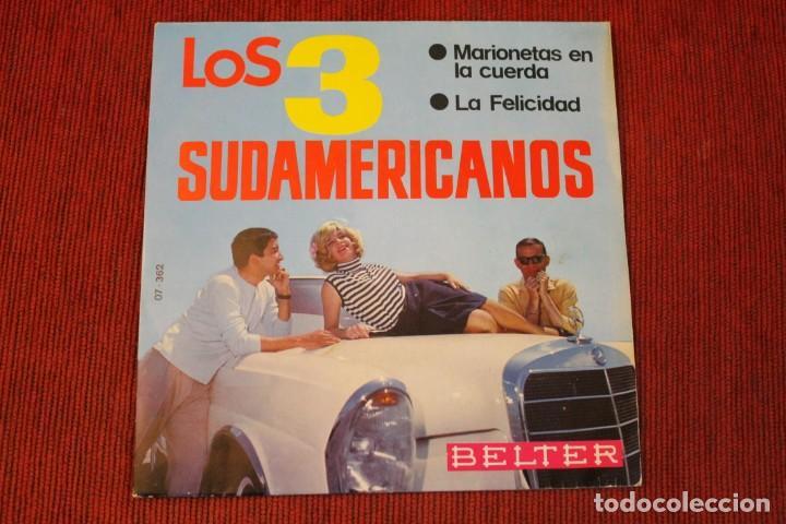 Discos de vinilo: LOTE 7 EPS LOS 3 SUDAMERICANOS - Foto 8 - 136066458