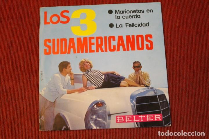 Discos de vinilo: LOTE 7 EPS LOS 3 SUDAMERICANOS - Foto 9 - 136066458