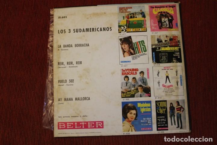 Discos de vinilo: LOTE 7 EPS LOS 3 SUDAMERICANOS - Foto 11 - 136066458