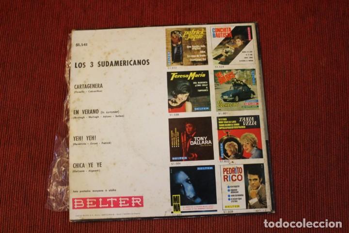 Discos de vinilo: LOTE 7 EPS LOS 3 SUDAMERICANOS - Foto 15 - 136066458