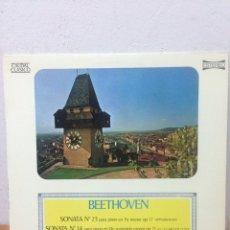 Discos de vinilo: LP BEETHOVEN. Lote 136070257