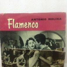 Discos de vinilo: ANTONIO MOLINA - FLAMENCO - PARLOPHONE - LP. Lote 136072070
