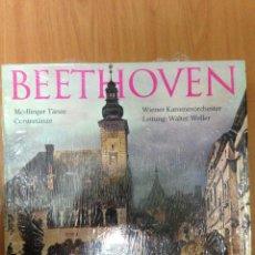 Discos de vinilo: BEETHOVEN. Lote 136079349