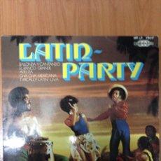 Discos de vinilo: LP LATÍN-PARTY. Lote 136079557