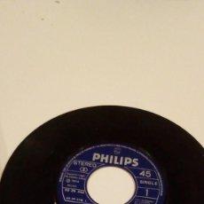 Discos de vinilo: BAL-6 DISCO 7 PULGADAS SOLO DISCO SIN CARATULA TARTESSOS WELL ALLRIGHT . Lote 136080138