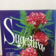 Discos de vinilo: LP DE SUGESTIVA. FAMOSOS TEMAS DE OPERA. Lote 136082484