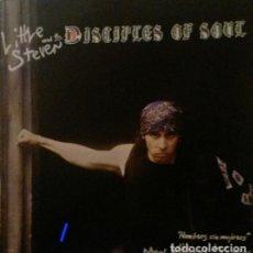 Disques de vinyle: LITTLE STEVENS. MEN WITHOUT WOMEN.LP. Lote 136048806