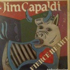 Discos de vinilo: JIM CAPALDI. FIERCE HEART.LP . Lote 136090250