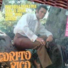 Discos de vinil: EP (VINILO) DE PEDRITO RICO AÑOS 60. Lote 136092590