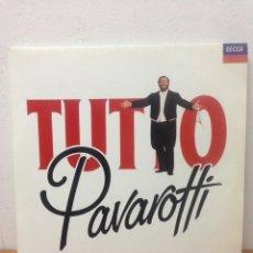 Discos de vinilo: TUTO PAVAROTTI. Lote 136093900