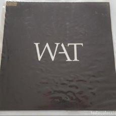 Discos de vinilo: MAXI / W.A.T. / TRULY FALL / 1988 (PROBADO Y BIEN). Lote 136095390
