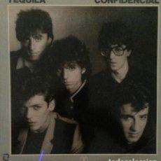 Disques de vinyle: TEQUILA.CONFIDENCIAL.LP. Lote 136096422