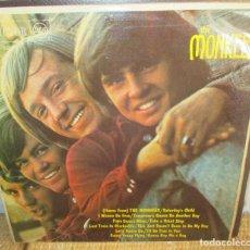 Discos de vinilo: THE MONKEES - THE MONKEES - LP - 1966 - EDICION UK. Lote 136097770