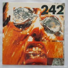 Discos de vinilo: LP / FRONT 242 / TYRANNY FOR YOU / 1991 (PROBADO Y BIEN). Lote 136102710
