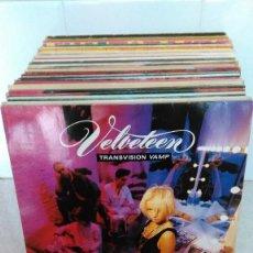 Discos de vinilo: LOTE DE 75 DISCOS DE VINILO (LP). Lote 136125494