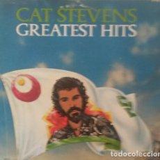 Discos de vinilo: CAT STEVENS. GREATEST HITS.LP. Lote 136126718
