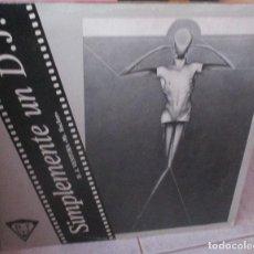 Discos de vinilo: DJ VENTURA - MR BACKER - MAMMA LUNA - PONGA MISIL - MAXI - RUTA BACALAO. Lote 136128406