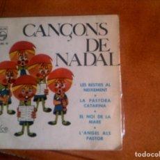 Discos de vinilo: DISCO CANÇONS DE NADAL. Lote 136141354