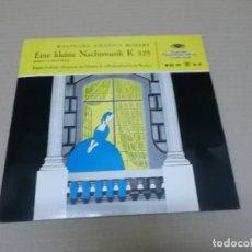 Discos de vinilo: EUGENE JACHUN Y ORQUESTA DE CAMARA DE LA RADIODIFUSION DE BAVIERA (EP) EME KLEINE NACHTMUSIK (MOZART. Lote 136145882