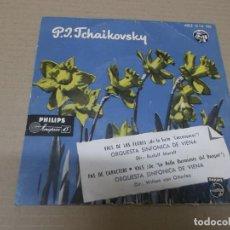 Discos de vinilo: ORQUESTA SINFONICA DE VIENA (EP) P. TCHAIKOVSKY AÑO 1959. Lote 136146774