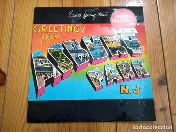 Bruce springsteen greetings from asbury park comprar discos lp bruce springsteen greetings from asbury park nj msica discos lp vinilo m4hsunfo