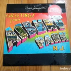 Discos de vinilo: BRUCE SPRINGSTEEN - GREETINGS FROM ASBURY PARK N.J.. Lote 136170582