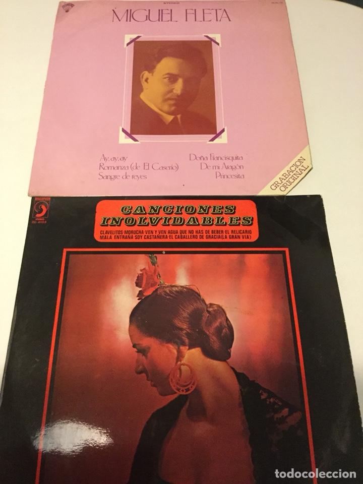 Discos de vinilo: LOTE DISCOS VINILO - Foto 3 - 136172349