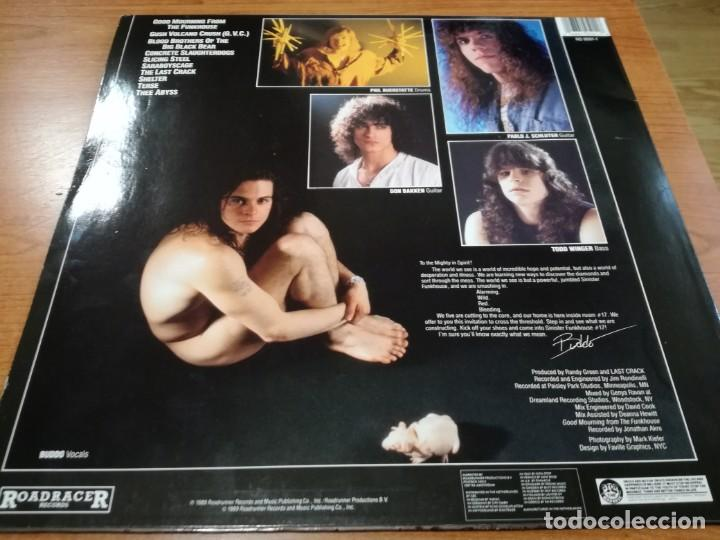 Discos de vinilo: LP Last Crack - Sinister Funkhouse #17 - Foto 4 - 136172614